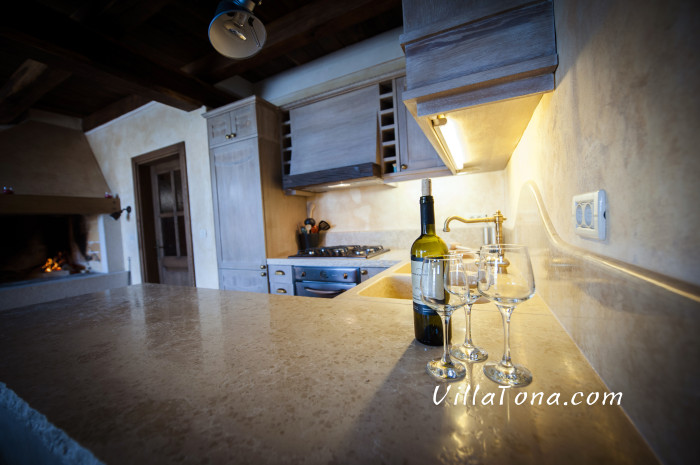 Luxury villa in Istria, Croatia